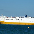 Grande Scandinavia IMO 9220615 52485gt Built 2001 Car Carrier