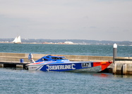 Powerboat Silverline A47