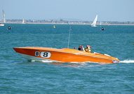Powerboat B8