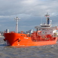 Chem Orion IMO 9175767 5997gt Built 1998 Chemical/Oil Tanker
