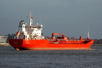 Stenberg IMO 9283978 11935gt Built 2003 inward for Stanlow