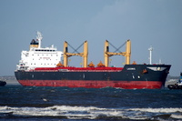 Mersey Shipping October 2013