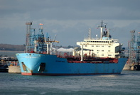 Richard Maersk IMO 9214757 22184gt Built 2001