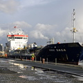 Nordic Saga alongside Alfred Dock