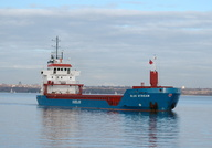 Blue Stream IMO 9235505 2829gt Built 2001 General Cargo Ship