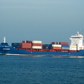 Ice Runner IMO 9440605 7545gt Built 2008 Container Ship
