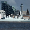 HMS Dragon (D35) 10129gt Built 2012 Type 45 Destroyer
