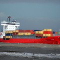 Alida IMO 9326940 9962gt Built 2005 Container Ship