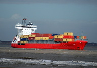Mersey Shipping March 2014