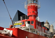 Radio Caroline North 87.7 fm celebrating 50th Anniversary  from Mersey Bar Lightship