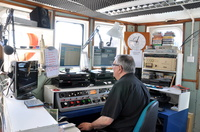 DJ Terry Lennaine Radio Caroline Presenter