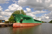 Arklow Flair at Latchford 6th May 2014
