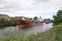 Omegagas departing Latchford 10th May 2014
