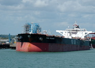 Yasa Polaris IMO 9438406 81493gt Built 2009 Crude Oil Tanker