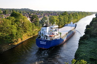 Meerdijk on the Manchester Ship Canal 23rd July 2014