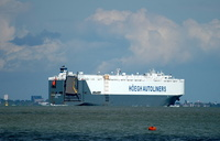 Hoegh Trader IMO 9171280 68060gt Built 1998