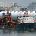 Arco Arun IMO 8513431 3476gt Built 1987 Suction Dredger