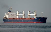 Kosmas V IMO 9445681 33226gt Built 2011 Bulk Carrier