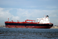Navigator Spirit IMO 9313498 57657 Built 2008 Crude Oil Tanker