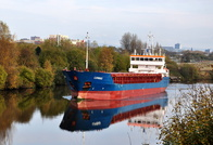 Luhnau for Irwell Park Wharf 9th November 2014