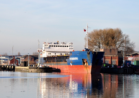 Petersburg departs Mode Wheel Locks to Swing