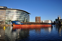 Manchester Ship Canal-Salford Quays
