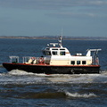 Viper  Crew Transfer Vessel of Carmet Tugs Ltd