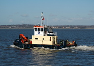 Vital Multi-Role Vessel of Carmet Tugs Ltd