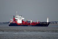 Wappen Von Nurnberg  arriving Liverpool 8th April 2015