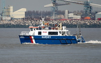 Mersey Guardian survey vessel