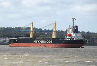 Mersey Shipping April 2015