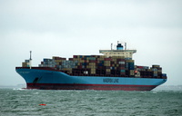Georg Maersk IMO 9320257 97933gt Built 2006
