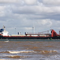 Yeoman Bank arriving Liverpool
