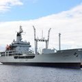 RFA Black Rover (A273) at Birkenhead