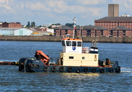 Vital Multi-Role Vessel Carmet Tugs Co Ltd