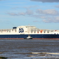 Atlantic Star ACL's New G4 RoRo Container Ship