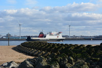 Ben My Chree inwards for Twelve Quays Birkenhead