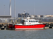 Orce 111 Support Vessel