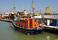 RNLB Patsy Knight 13-05 Shannon Class at Lowestoft