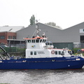 Three Counties Fisheries Reasearch Vessel