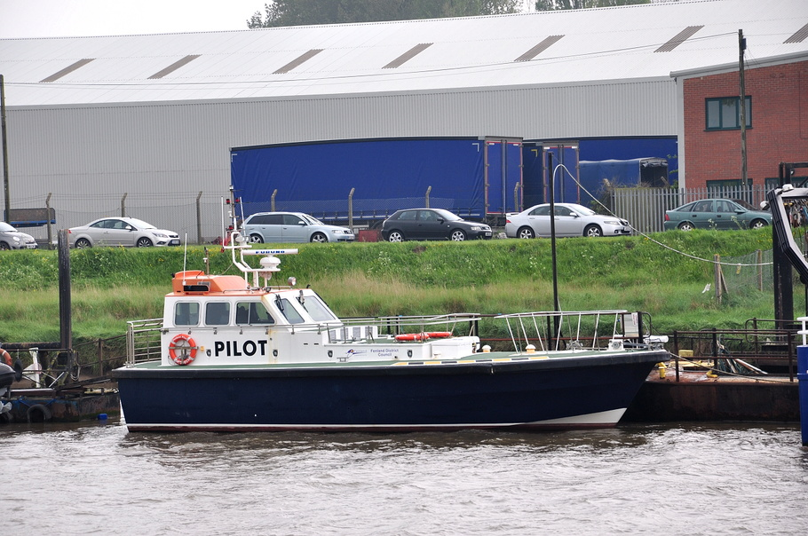 Fenland Pilot at Sutton Bridge