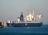 European Seaways IMO 9007283 22986gt Built 1991