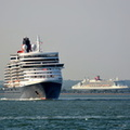 Queen Elizabeth & Queen Mary 2