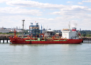 Lady Violet alongside Fawley