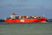 OOCL Montreal IMO 9253739 55994gt Built 2003