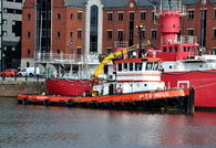 MTS Indus in Canning Dock