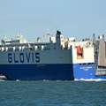 Glovis Cosmos IMO 9707027 57600gt Built 2015