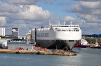 Hoegh Antwerp IMO 9441623 58767gt Built 2013