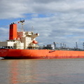 Grande Riviere arriving for Eastham QE Docks