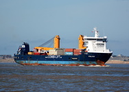 Mersey Shipping April 2017